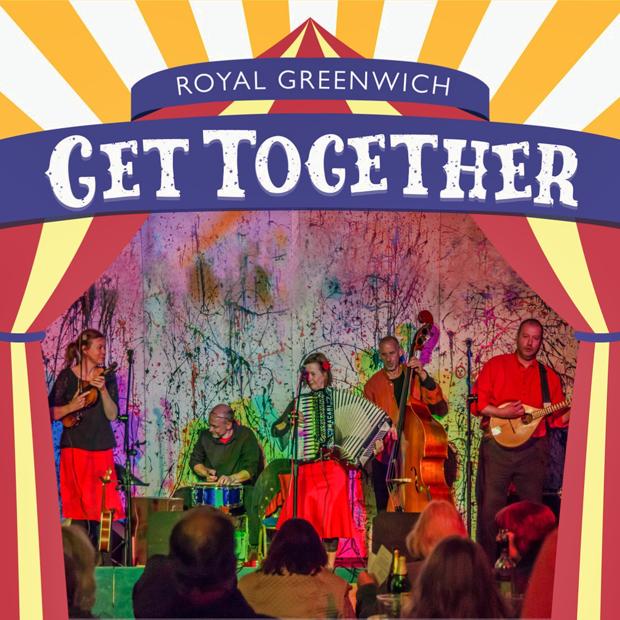 Palavah at the Royal Greenwich Community Festival 2019